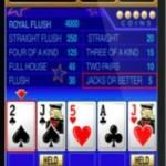 Royal Vegas Mobile video poker
