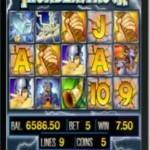 Thunderstruck Mobile Slot Machine